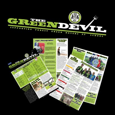 The Green Devils – July 2019 issue