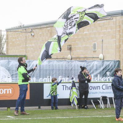 Forest Green Rovers v WalsallEFL Sky Bet League 208/02/2020.