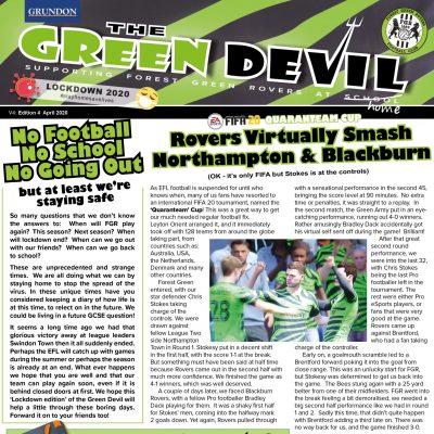 Green Devil V4 E4. page 1