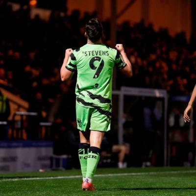 FGRSC Player of the Month August 2021 - Matty Stevens